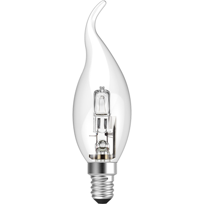 BEC HALOGEN ECONOMIC FORM? LUMÂNARE FLAM? E14 28W 220V